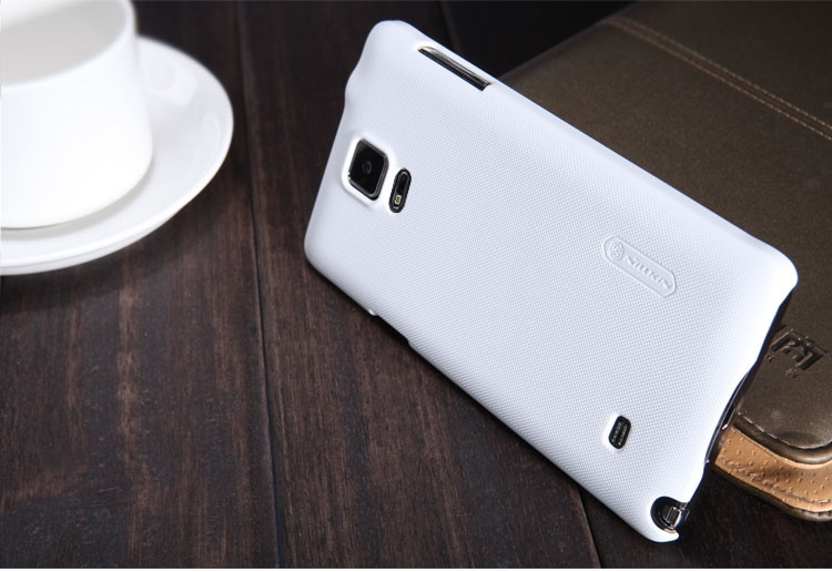 Nillkin super frosted shield case for Samsung GALAXY Note 4 (N9100)