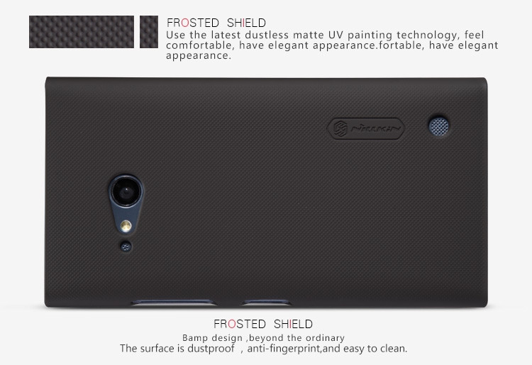 Nillkin super frosted shield case for Nokia Lumia 730, Lumia 735