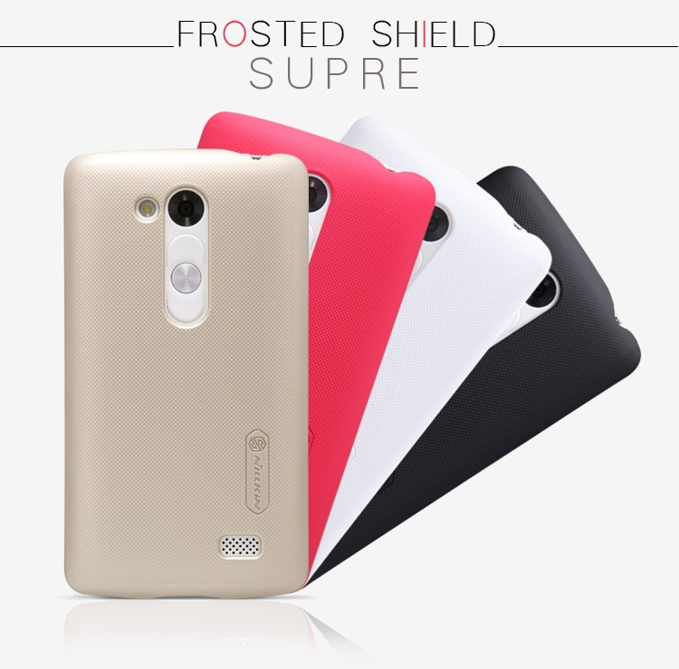 Nillkin super frosted shield case for LG D295 (L Fino)