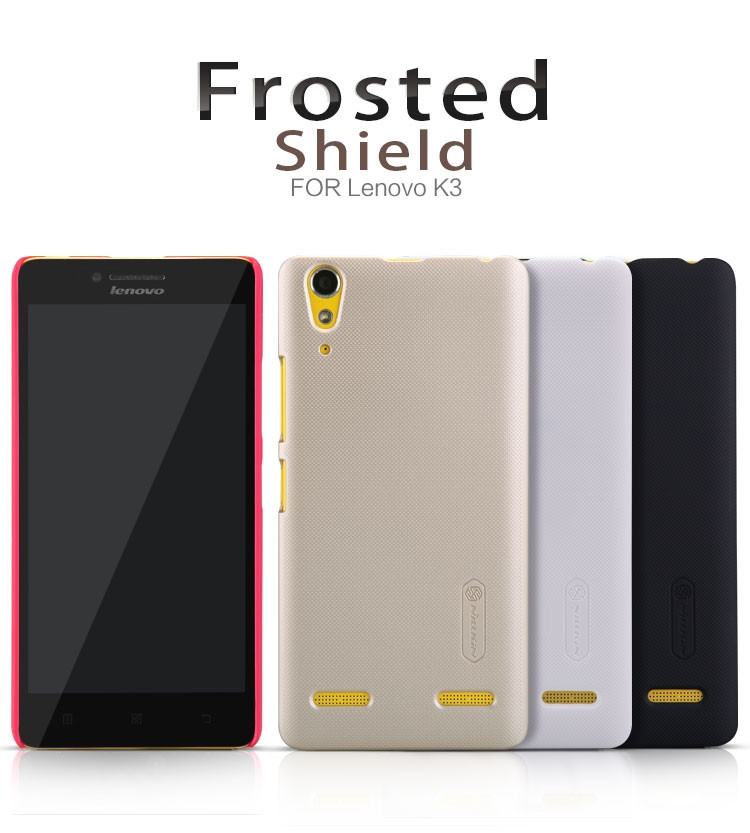 Nillkin super frosted shield case for Lenovo K3 (A6000), K30-W