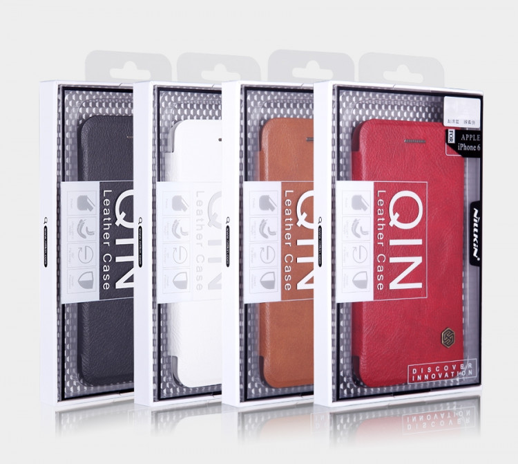 "Nillkin Qin Series case for Apple iPhone 6 (6S) (4.7"")"