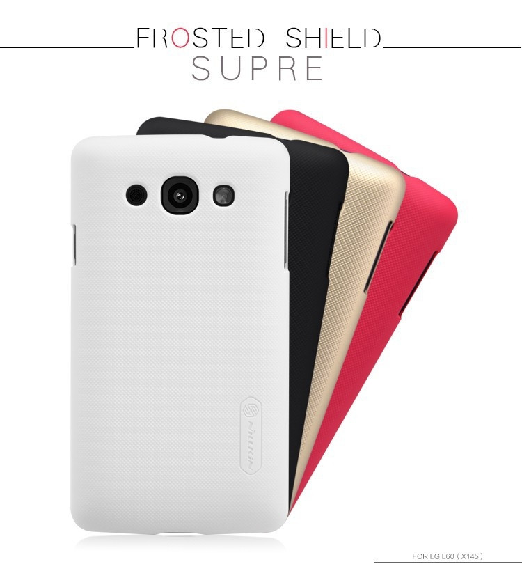 Nillkin Super Frosted Shield Case for LG L60 (X145)