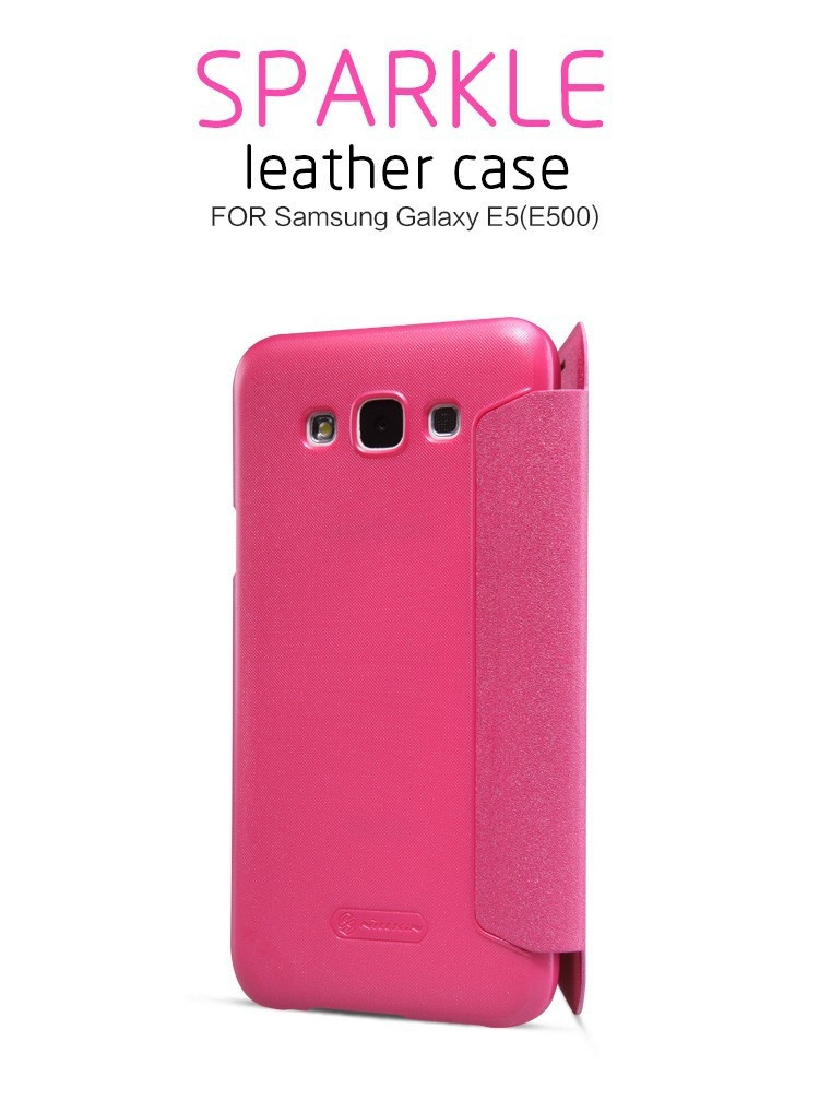 Nillkin Sparkle case for Samsung Galaxy E5 (E500)