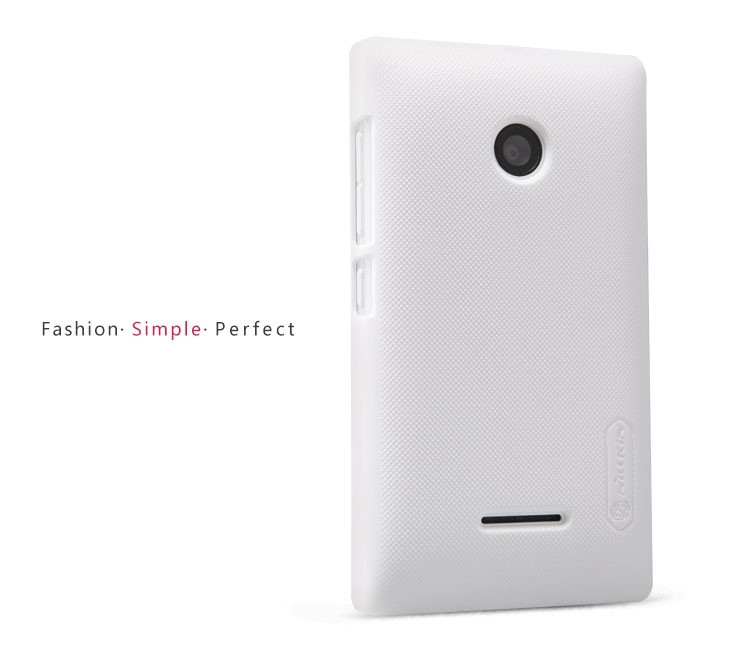 Nillkin super frosted shield case for Microsoft Lumia 532