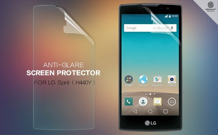 Nillkin matte screen protector film for LG Spirit H440Y