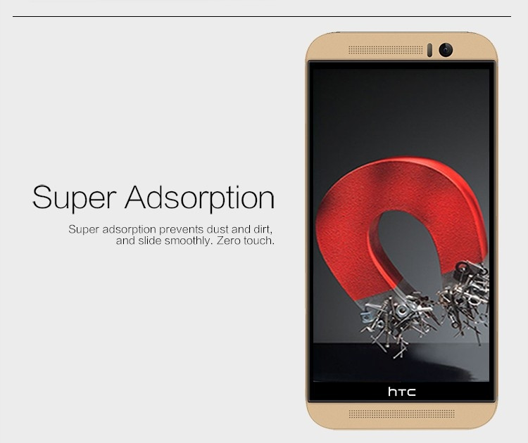 Nillkin anti-fingerprint protective film for HTC One M9