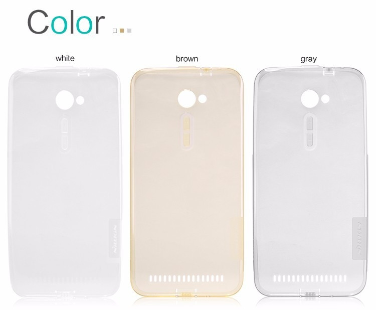"Nillkin Nature TPU Silicone Case for ASUS ZenFone 2, ZE500CL (5.0"")"