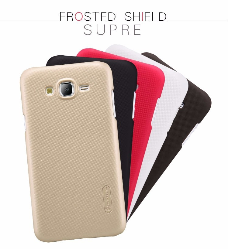 "Nillkin super frosted shield case for Samsung Galaxy J7, J7008 (5.5"")"