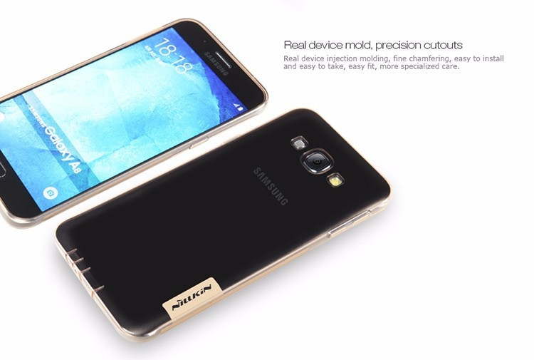 "Nillkin Nature TPU case for Samsung Galaxy A8, A8000 (5.7"")"