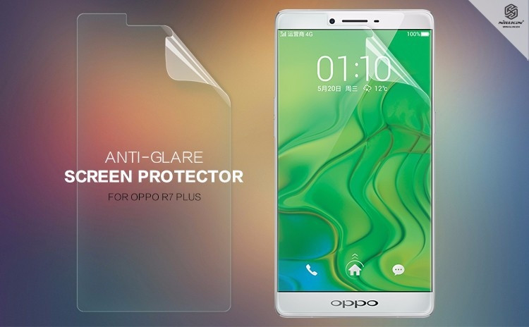 "Nillkin matte screen protector film for OPPO R7 Plus, R7+ (6.0"")"