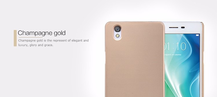 """Nillkin Super Frosted Shield Case for OPPO Mirror 5, 5S, A51 (5.0"""")"""
