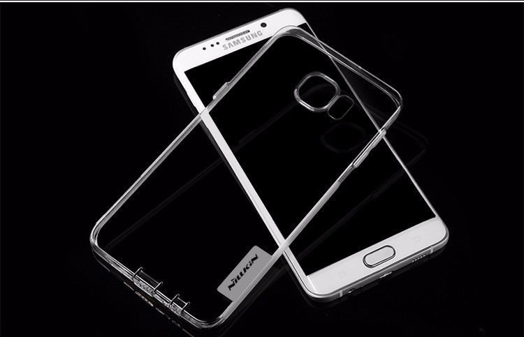 Nillkin Nature TPU Silicone Case for Samsung GALAXY S6 edge Plus, S6 Plus, G928