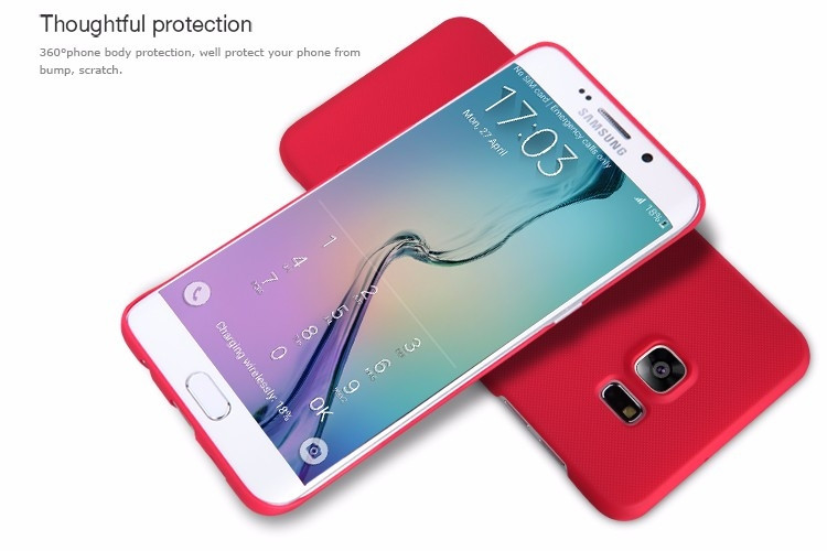 Nillkin super frosted shield case for Samsung GALAXY S6 edge Plus, S6 Plus, G928F