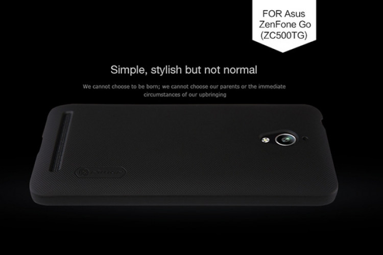 "Nillkin super frosted shield case for Asus ZenFone Go, ZC500TG (5.0"")"