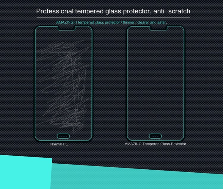 Nillkin glass screen protector for Samsung Galaxy On5, GALAXY O5, G5500, G550 (index H)