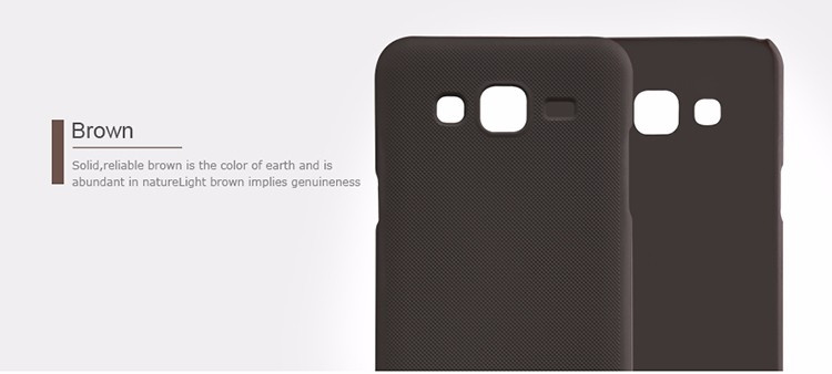Nillkin super frosted shield case for Samsung Galaxy J5 (Thin ed)