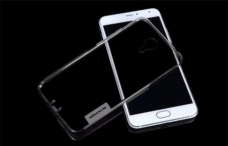 "Nillkin Nature TPU Silicone Case for MEIZU metal, Meizu Meilan M1 Metal (5.5"")"