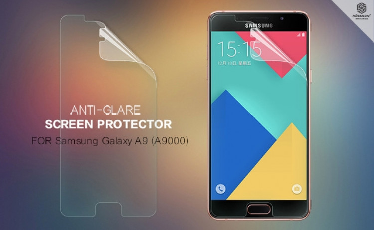 "Nillkin matte screen protector film for Samsung Galaxy A9, A9000, A900F (6.0"")"