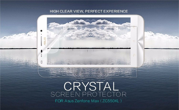 "Nillkin anti-fingerprint protective film for Asus Zenfone Max, ZC550KL (5.5"")"