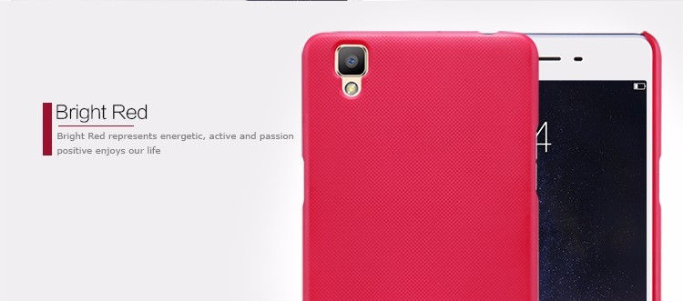 "Nillkin super frosted shield case for OPPO F1, A35 (5.0"")"