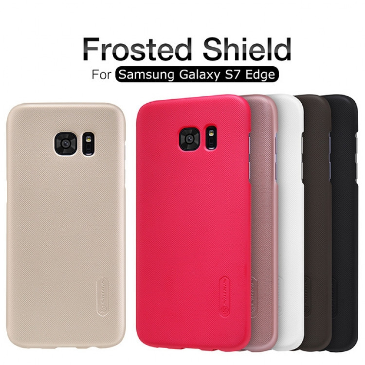 Nillkin super frosted shield case for Samsung Galaxy S7 Edge, G9350, G935A, G935F