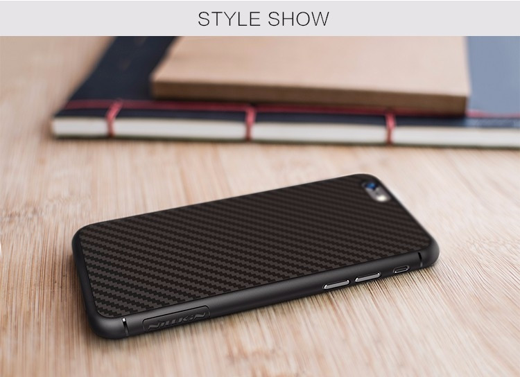 Nillkin Synthetic fiber case for Apple iPhone 6, iPhone 6S