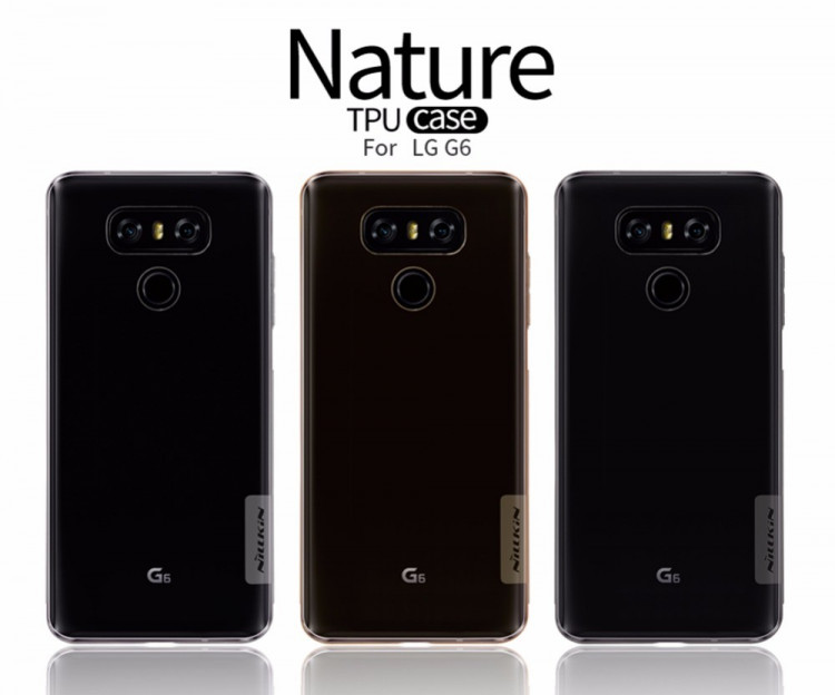 Nillkin Silicone nature TPU case for LG G6 (5.7)