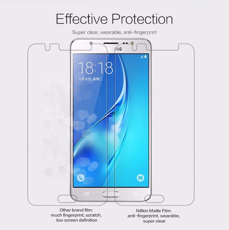 "Nillkin matte screen protector film for Samsung Galaxy J5 (2016) (5.2""), SM-J5108"