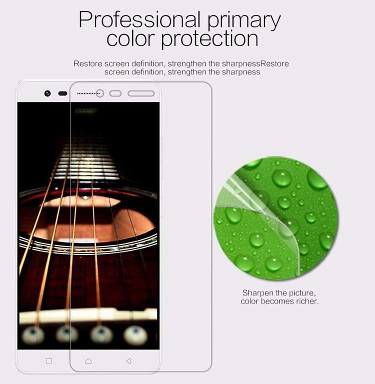"Nillkin anti-fingerprint protective film for Lenovo K5 Note, K52t38 (5.5"")"