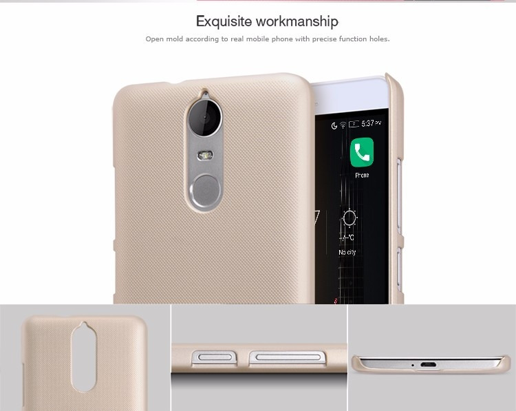 "Nillkin super frosted shield case for Lenovo K5 Note, K52t38 (5.5"")"