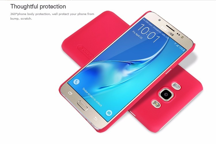 """Nillkin super frosted shield case for Samsung Galaxy J7 (2016) (5.5""""), J7108"""