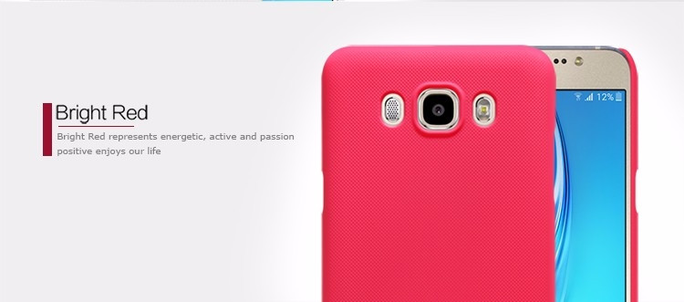 "Nillkin Super Frosted Shield Case for Samsung Galaxy J7 (2016) (5.5""), J7108"