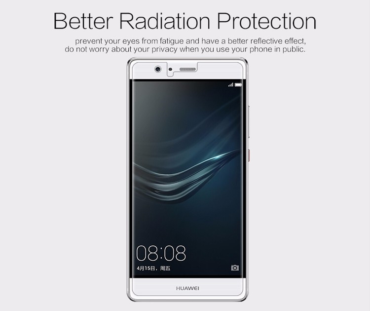 "Nillkin matte screen protector film for Huawei Ascend P9 Plus, P9plus (5.5"")"
