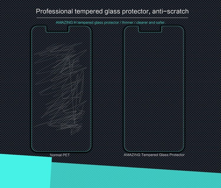 "Nillkin glass screen protector for HTC Desire 825, htc 825 (5.5"") (index H)"