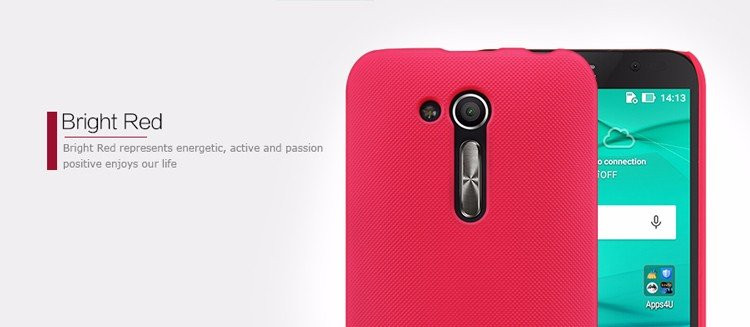 """Nillkin Super Frosted Shield Case for Asus Zenfone Go, ZB452KG (4.5"""")"""
