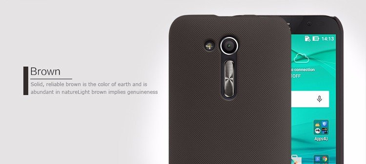"Nillkin super frosted shield case for Asus Zenfone Go, ZB452KG (4.5"")"