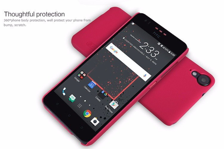 "Nillkin super frosted shield case for HTC Desire 825, htc 825 (5.5"")"