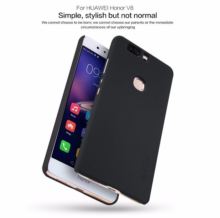 "Nillkin super frosted shield case for Huawei Honor V8 (5.7"")"