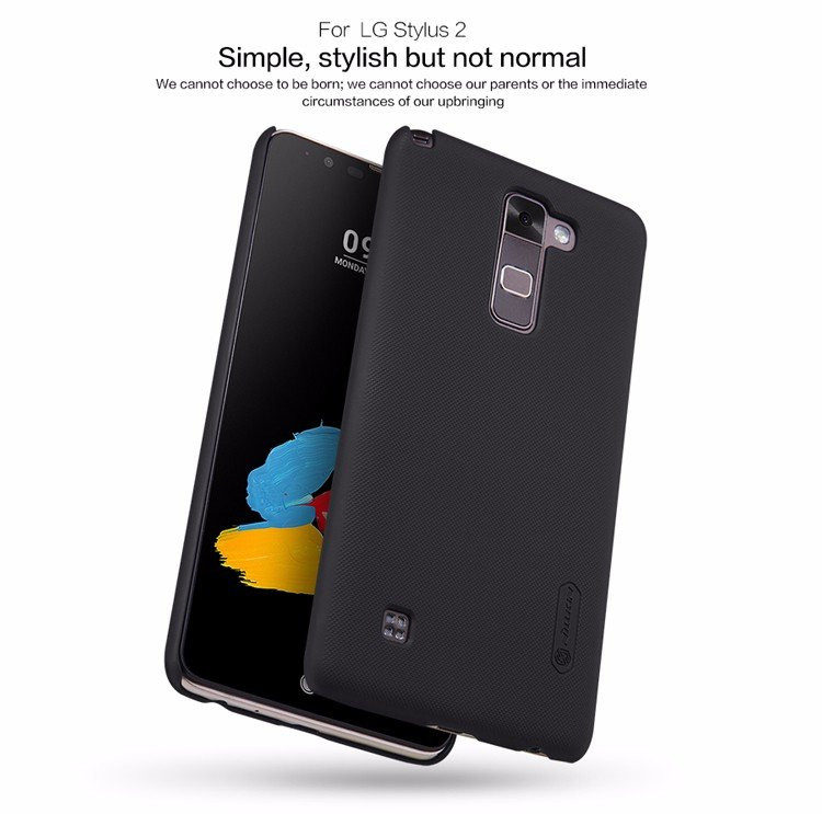 "Nillkin super frosted shield case for LG Stylus 2 (5.7"")"
