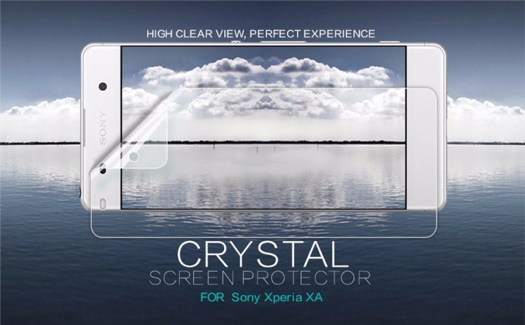 "Nillkin screen protector film for Sony Xperia XA, Sony XA (5.0"")"