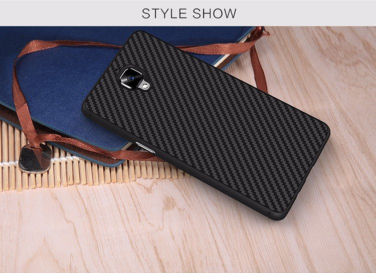 "Nillkin synthetic fiber case for OnePlus 3, OnePlus3, A3000, OnePlus Three (5.5"")"