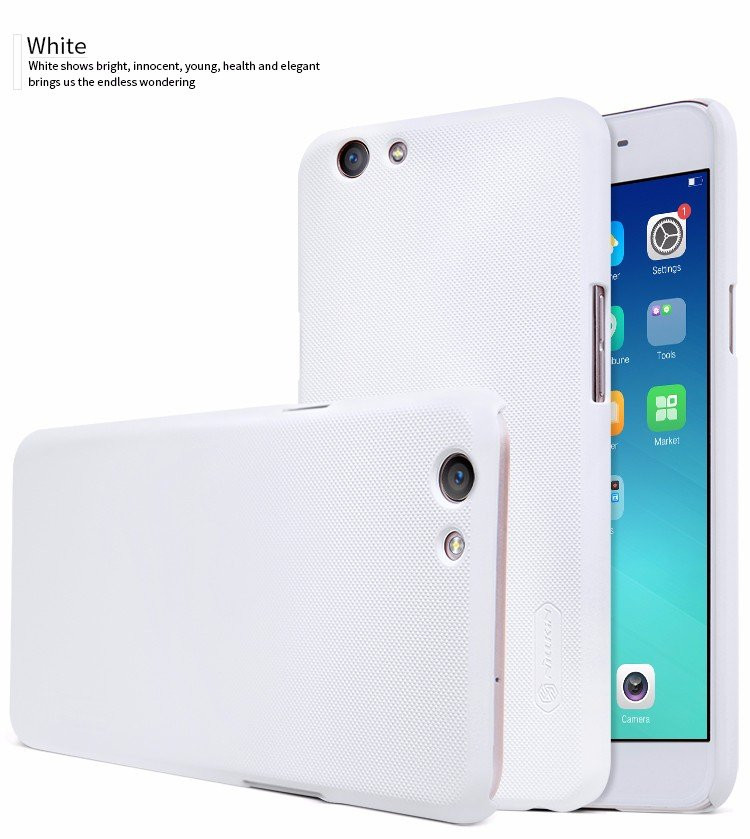 "Nillkin super frosted shield case for OPPO F1S (5.5"")"