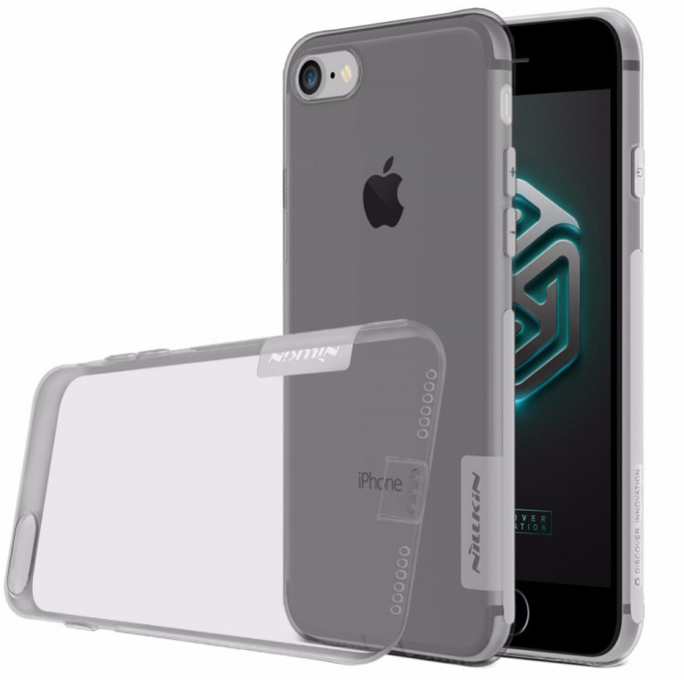 "Nillkin silicone nature TPU case for Apple iPhone 7 (4.7"")"