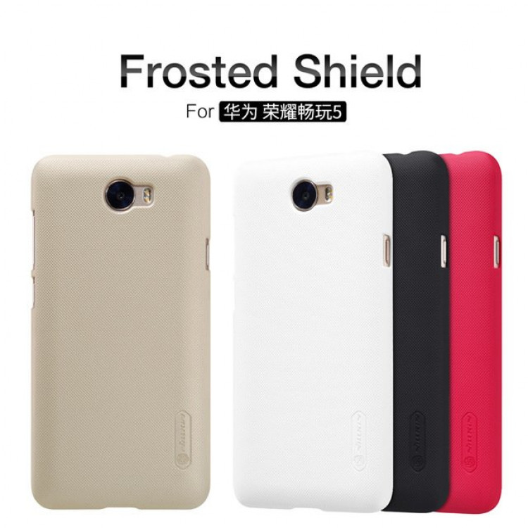 "Nillkin super frosted shield case for huawei y5 ii (5.0"")"