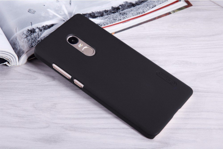 "Nillkin super frosted shield case for Xiaomi Redmi Note 4 (5.5"")"