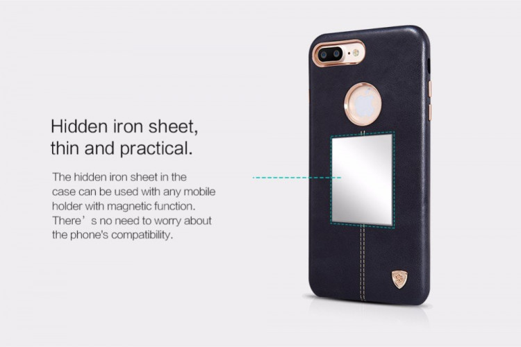 "Nillkin Englon leather back case for Apple iPhone 7 Plus (5.5"")"
