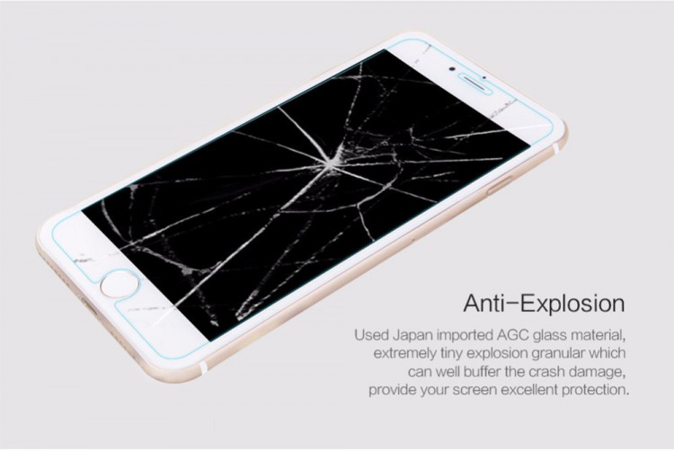 """Nillkin glass screen protector for Apple iPhone 7 Plus (5.5"""") (index H+PRO)"""