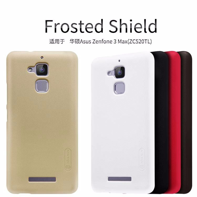 Nillkin super frosted shield case for Asus Zenfone 3 Max, ZC520TL