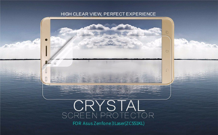 "Nillkin screen protector film for Asus Zenfone 3 Laser, ZC551KL (5.5"")"