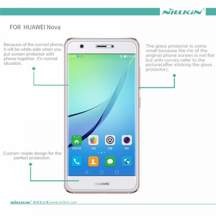 "Nillkin screen protector film for Huawei Nova (5.0"")"